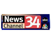 News Channel 34 logo